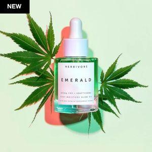 NEW Herbivore Emerald Face oil